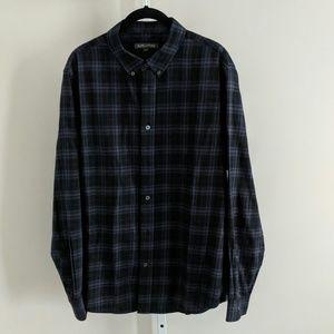 Slate & Stone men's flannel button down shirt